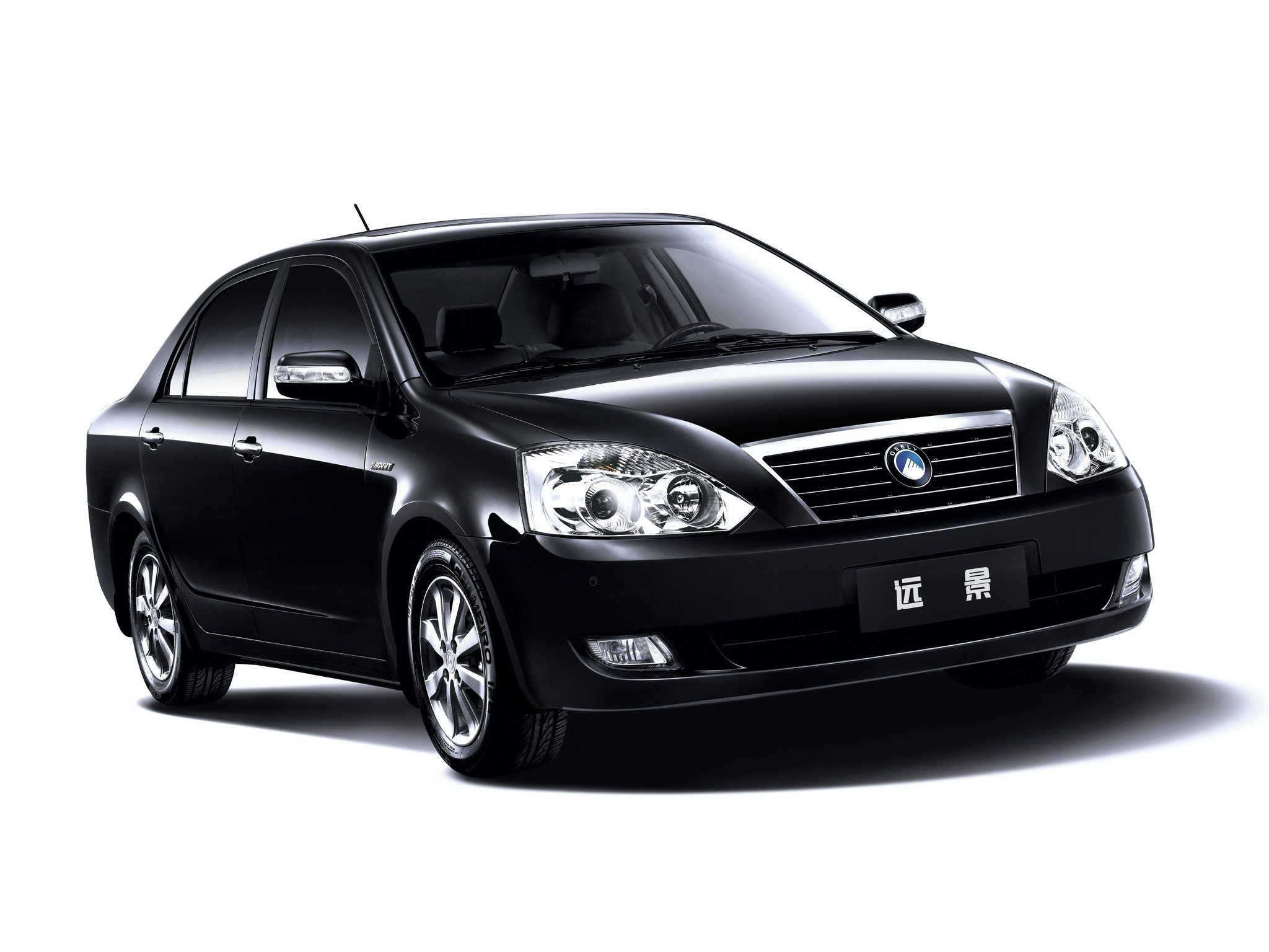 Geely vision photo - 7