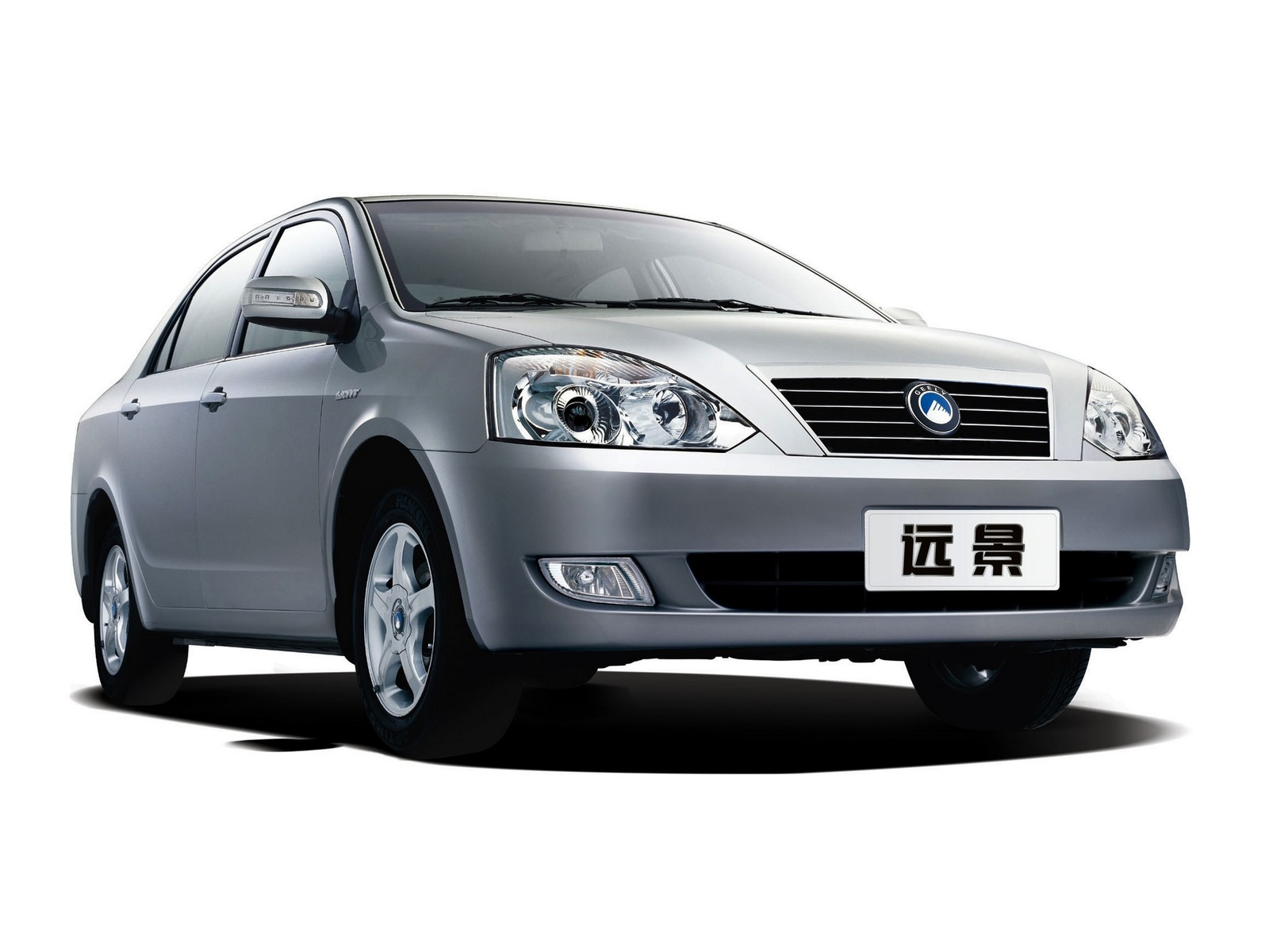 Geely vision photo - 8