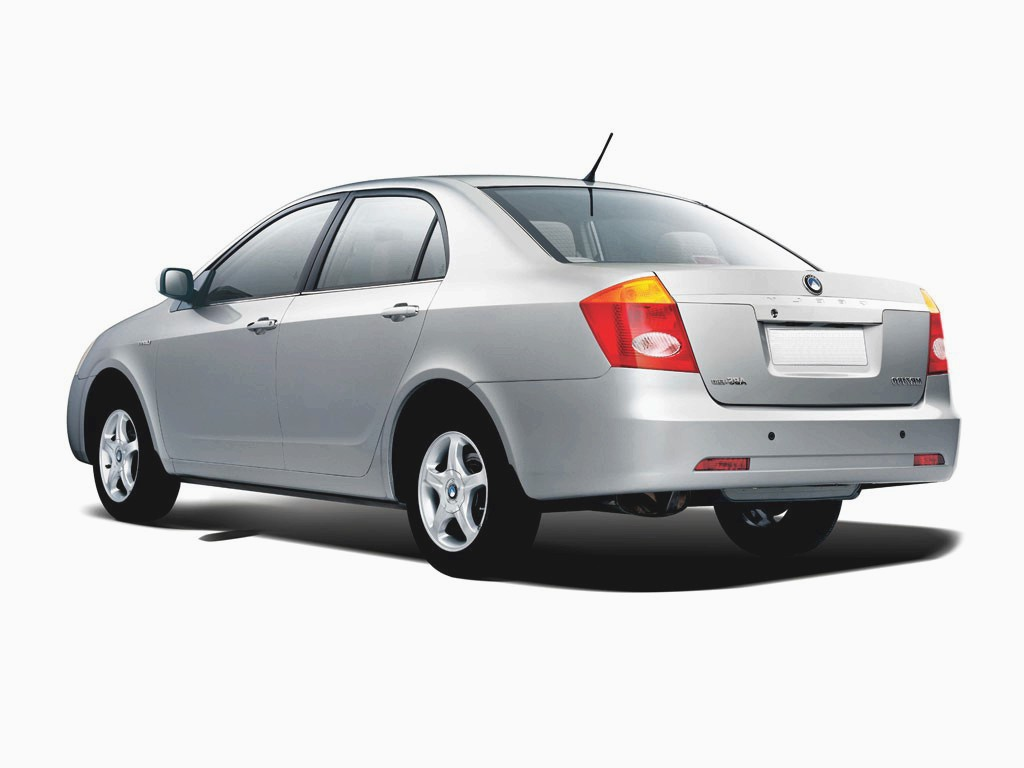Geely vision photo - 9