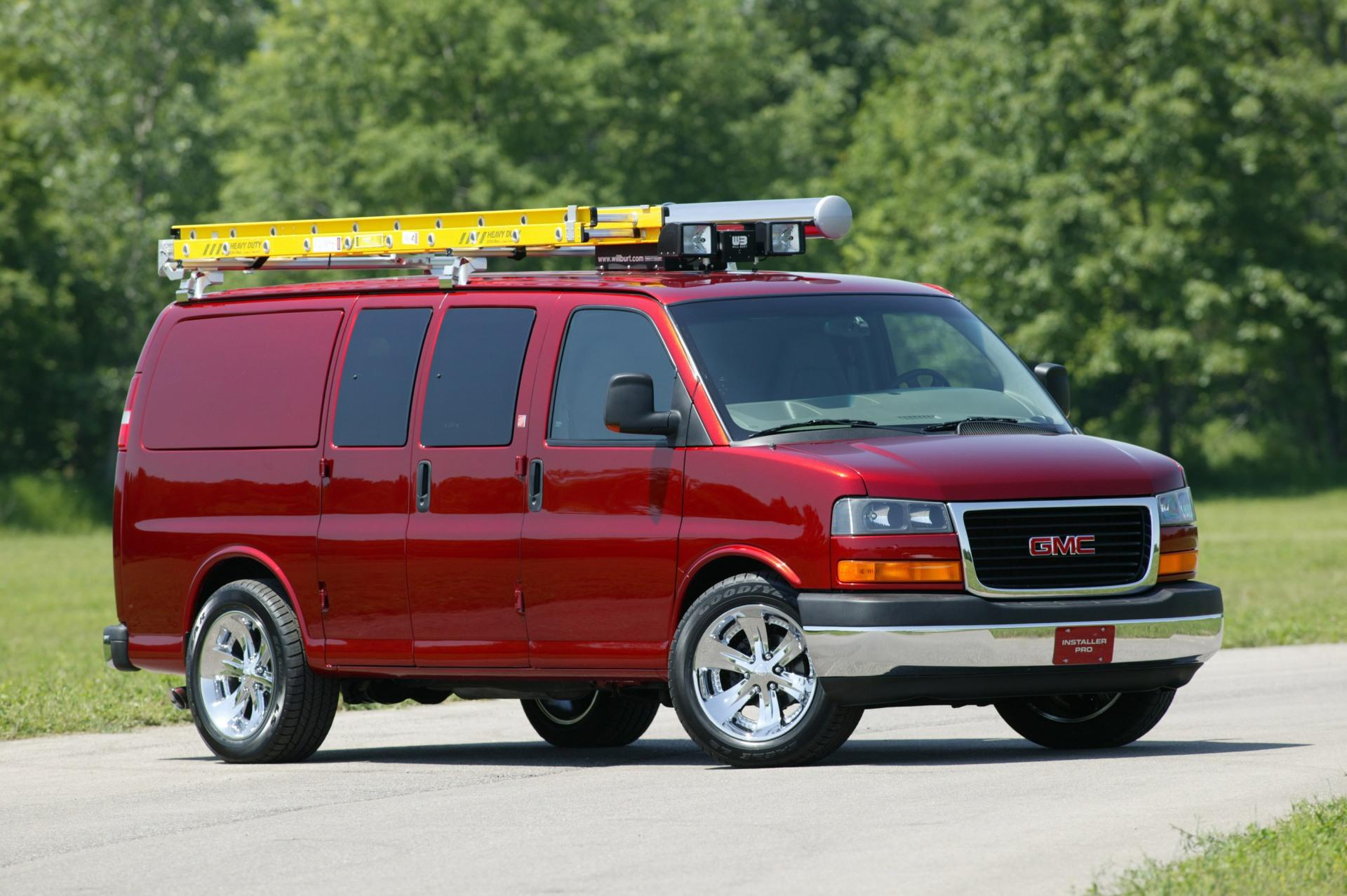 Gmc savana photo - 2