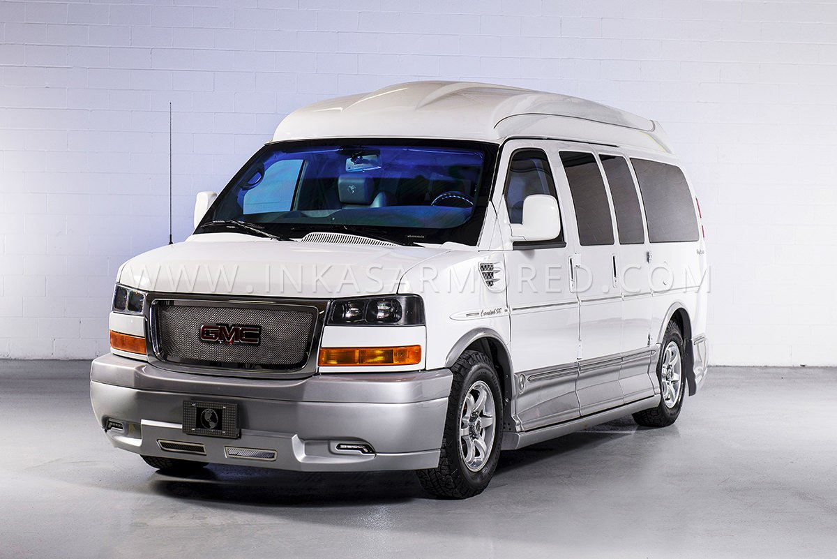 Gmc savana photo - 3