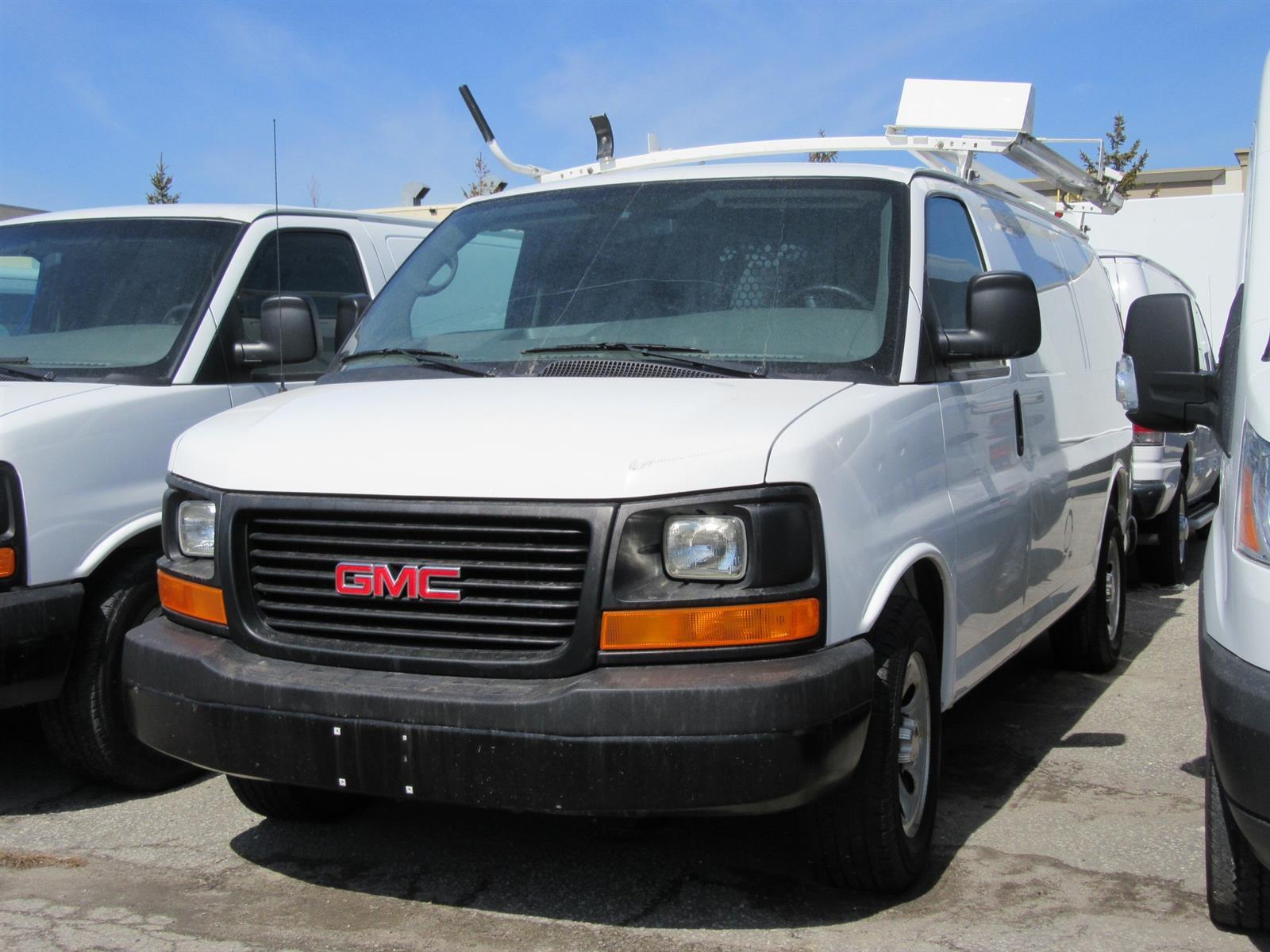 Gmc savana photo - 5