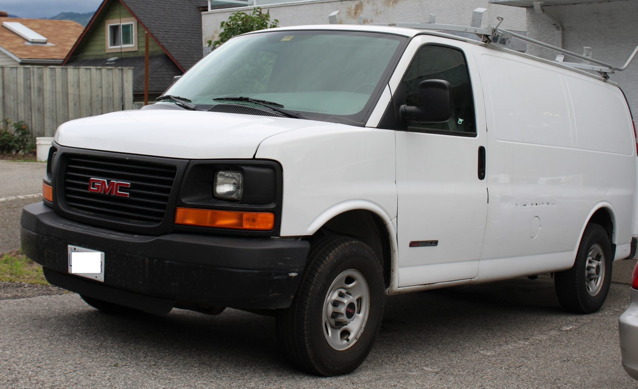 Gmc savana photo - 6