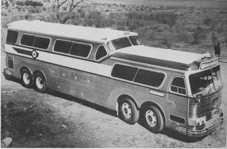 Gmc scenicruiser photo - 4