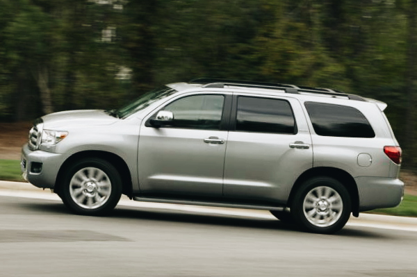 Gmc sequoia photo - 3