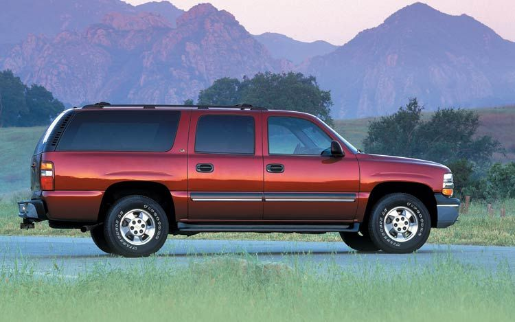 Gmc sequoia photo - 8