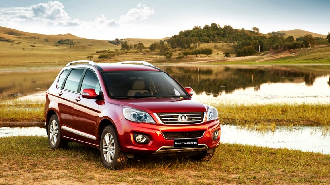Great wall suv photo - 2