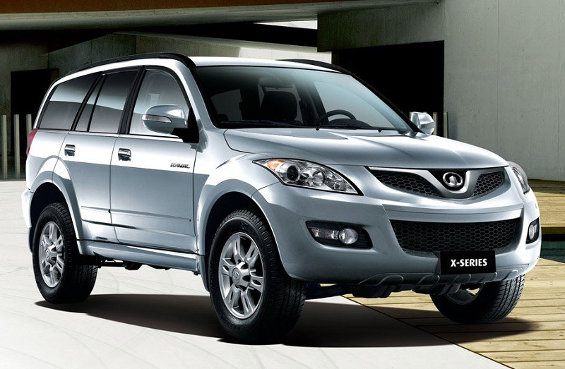 Great wall suv photo - 4