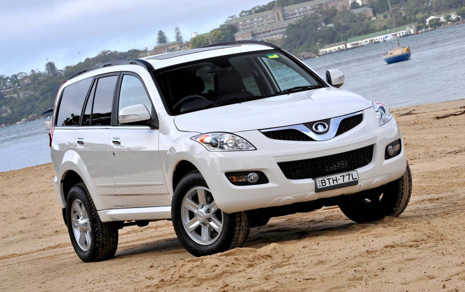 Great wall suv photo - 6