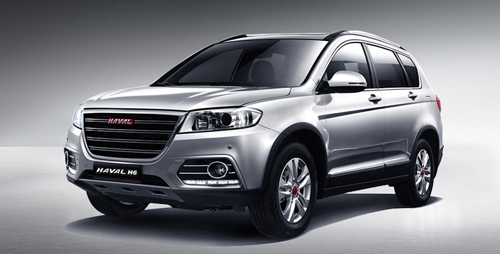 Great wall suv photo - 9