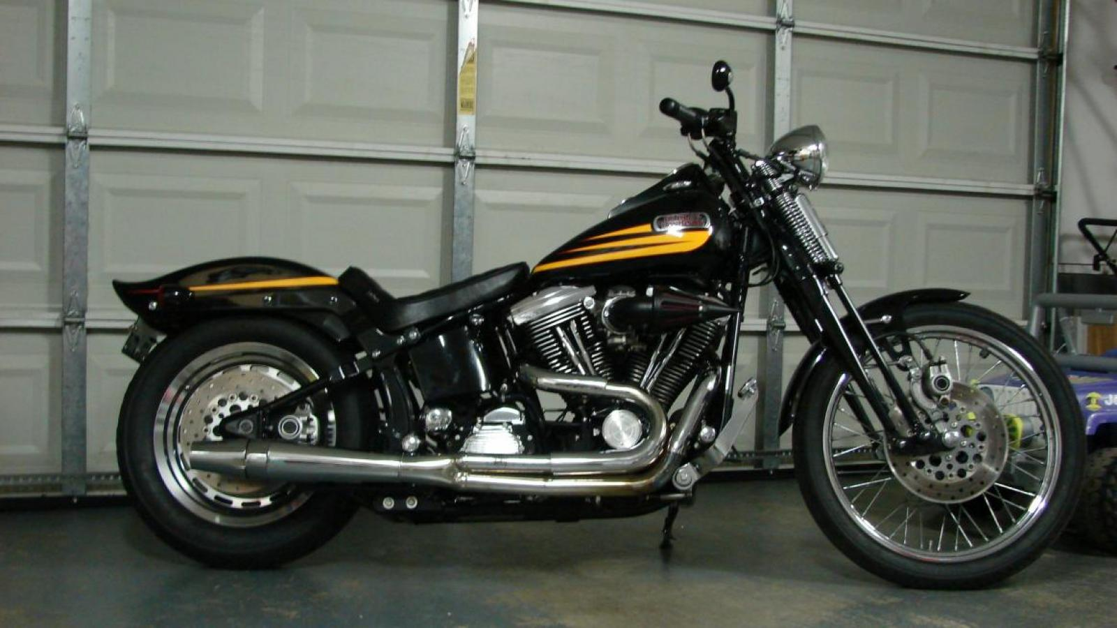 Harley-davidson bad photo - 6