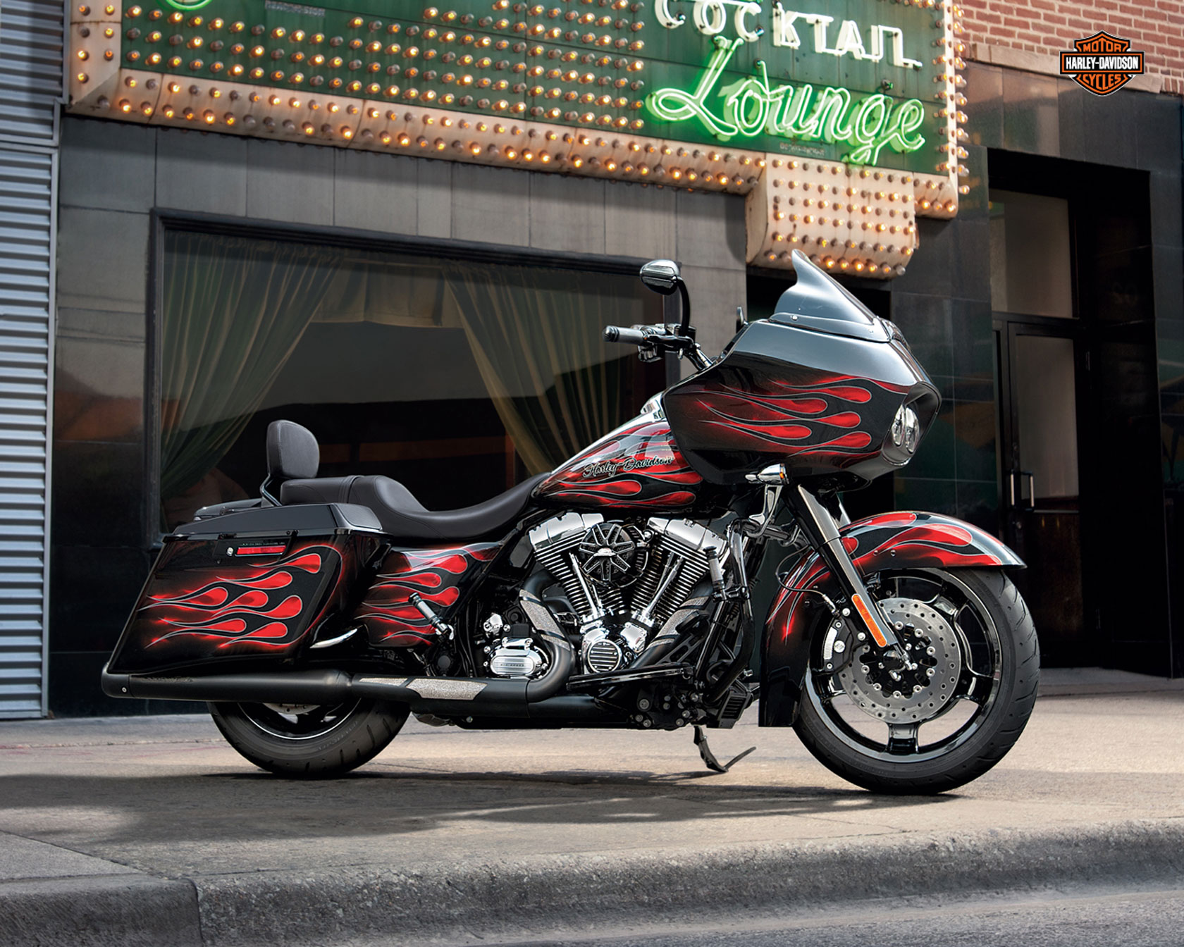 Harley-davidson custom photo - 9