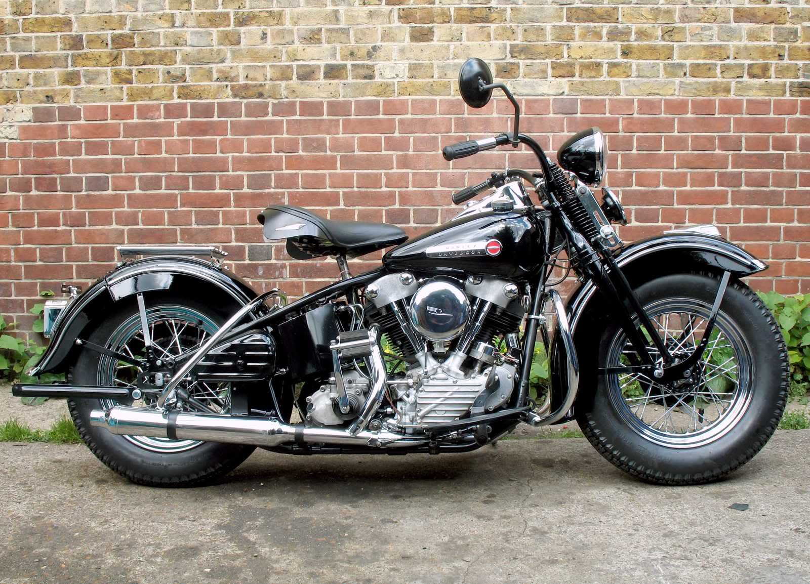 Harley Davidson: Harley-davidson Knucklehead Photo And Video Review. Comments