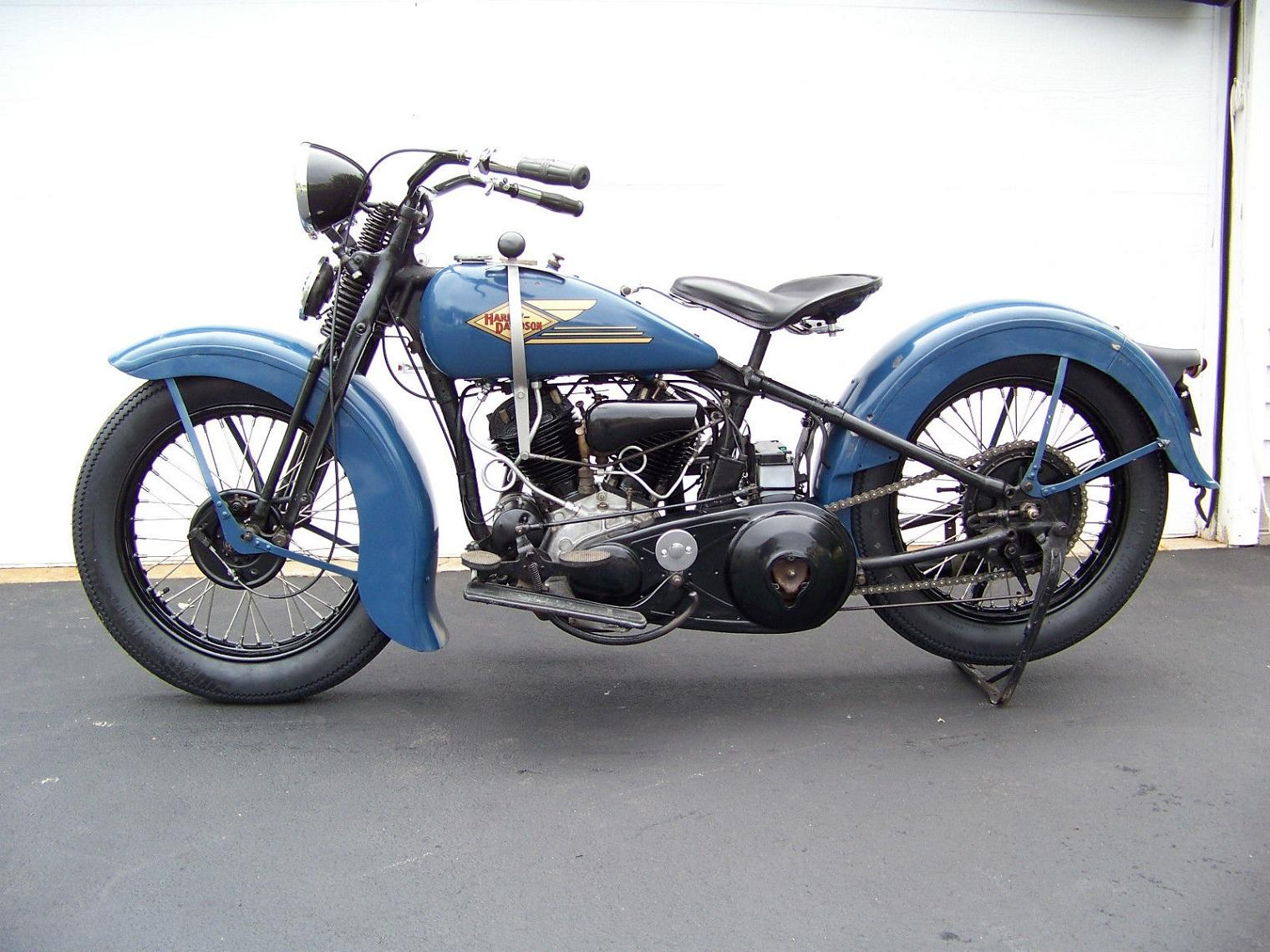 Harley-davidson vld photo - 3