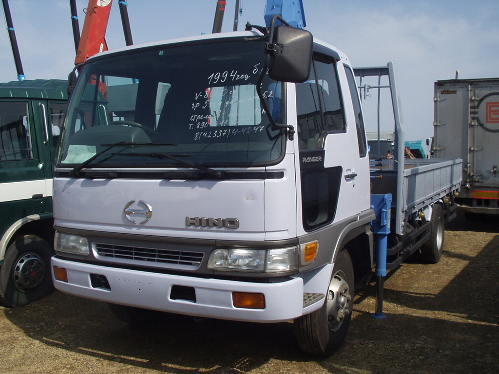 Hino Ranger Photo And Video Review Comments Truck Wiring Diagram 3