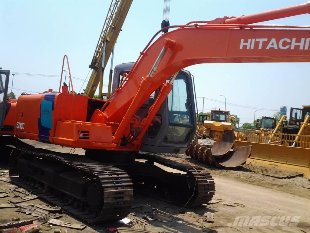 Hitachi ex photo - 3