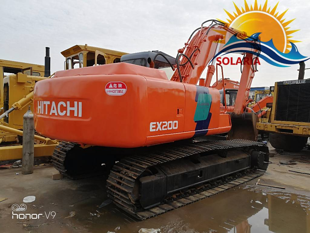 Hitachi ex photo - 5