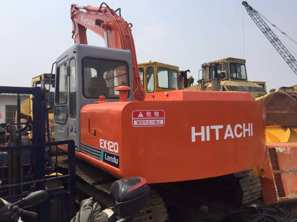 Hitachi ex photo - 7