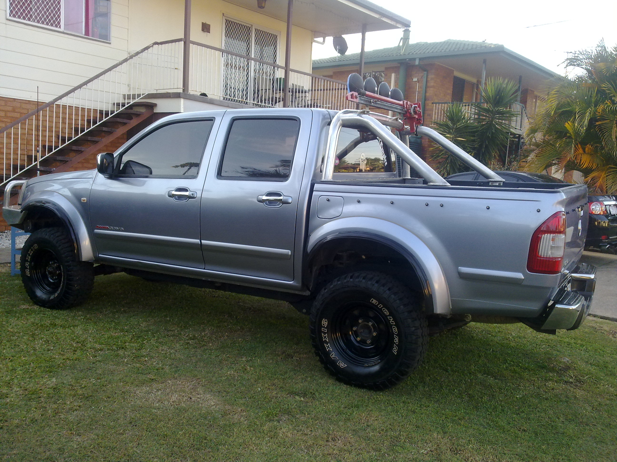 Holden 4x4 photo - 10
