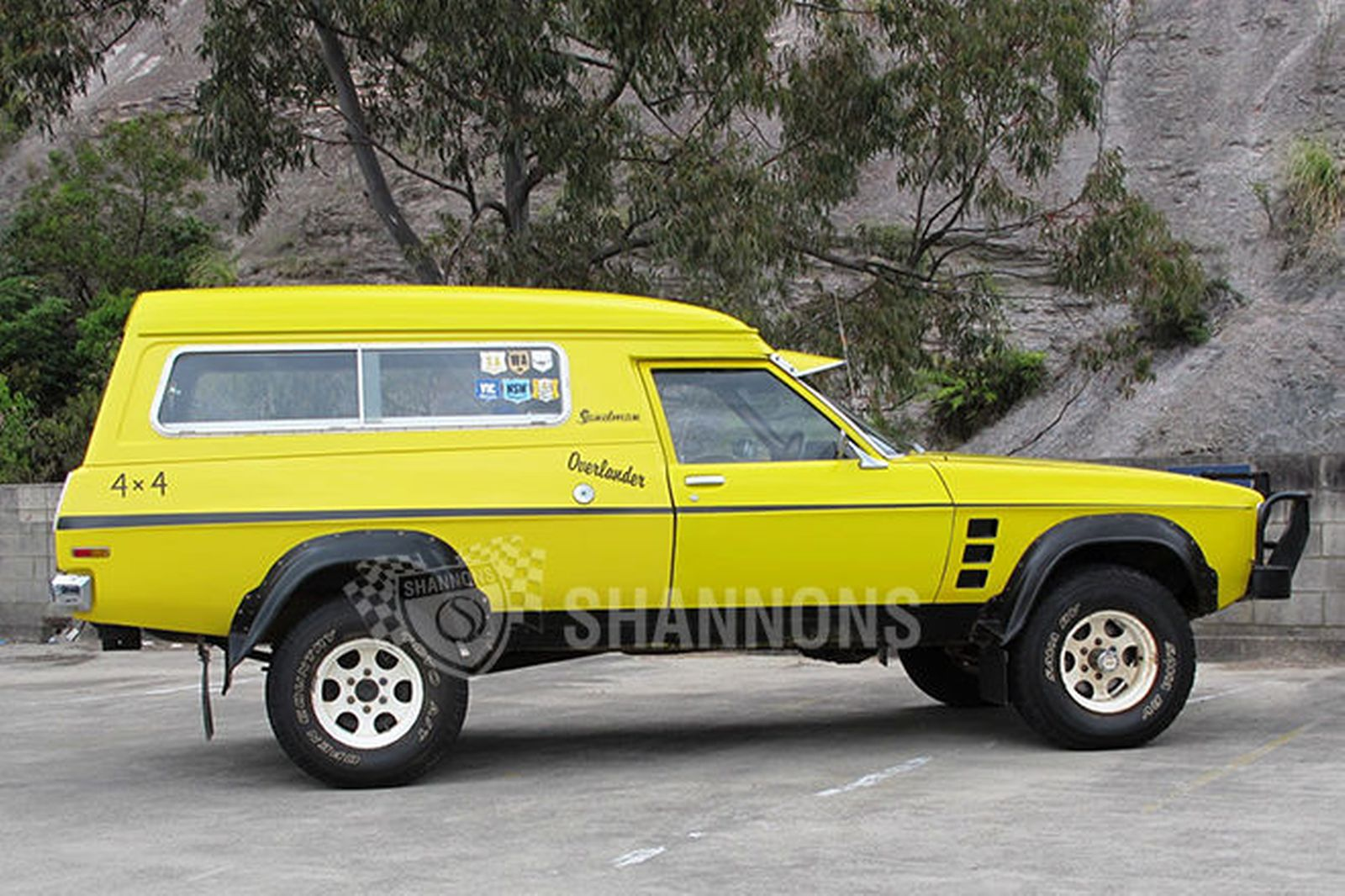 Holden 4x4 photo - 8