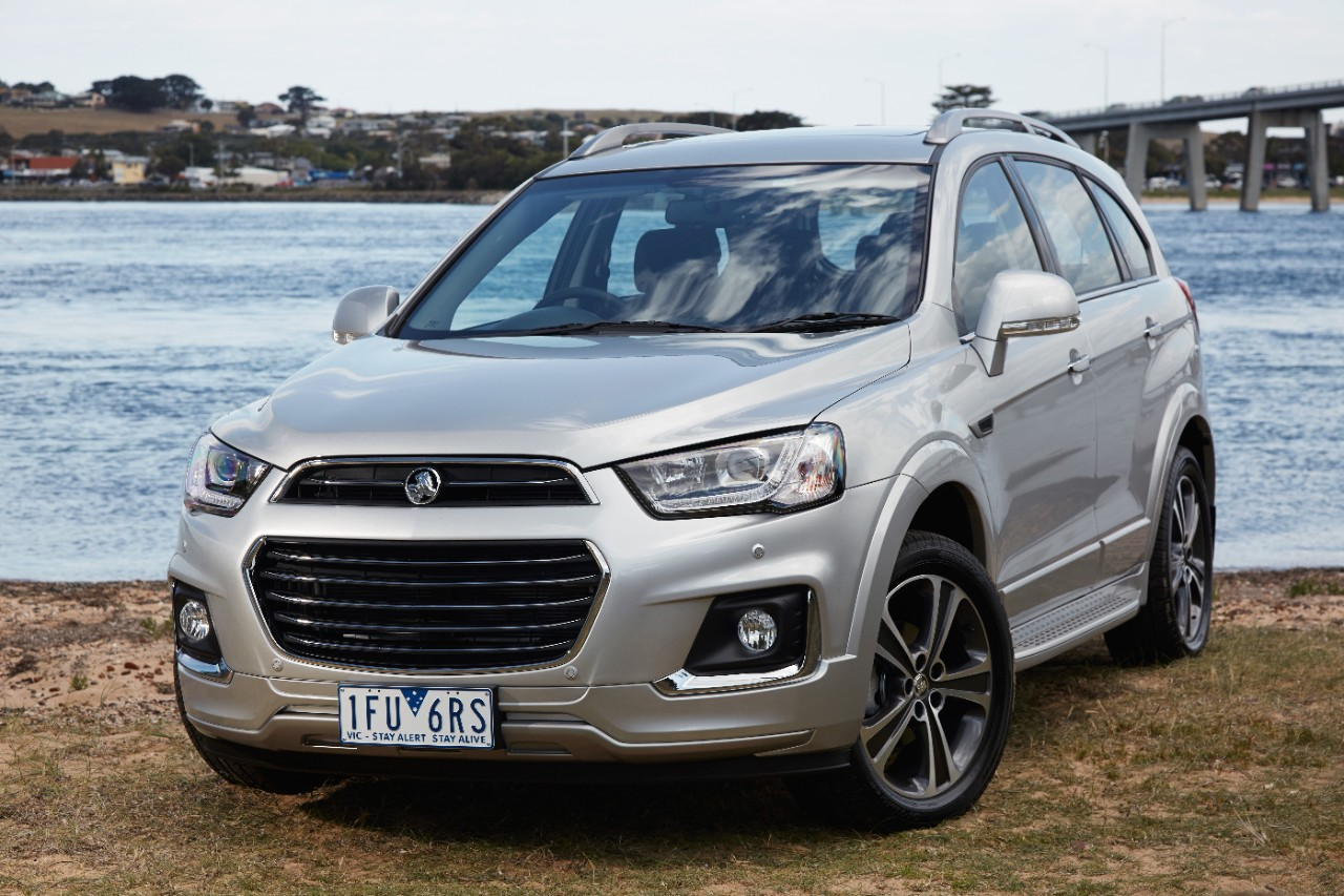 Holden captiva photo - 1