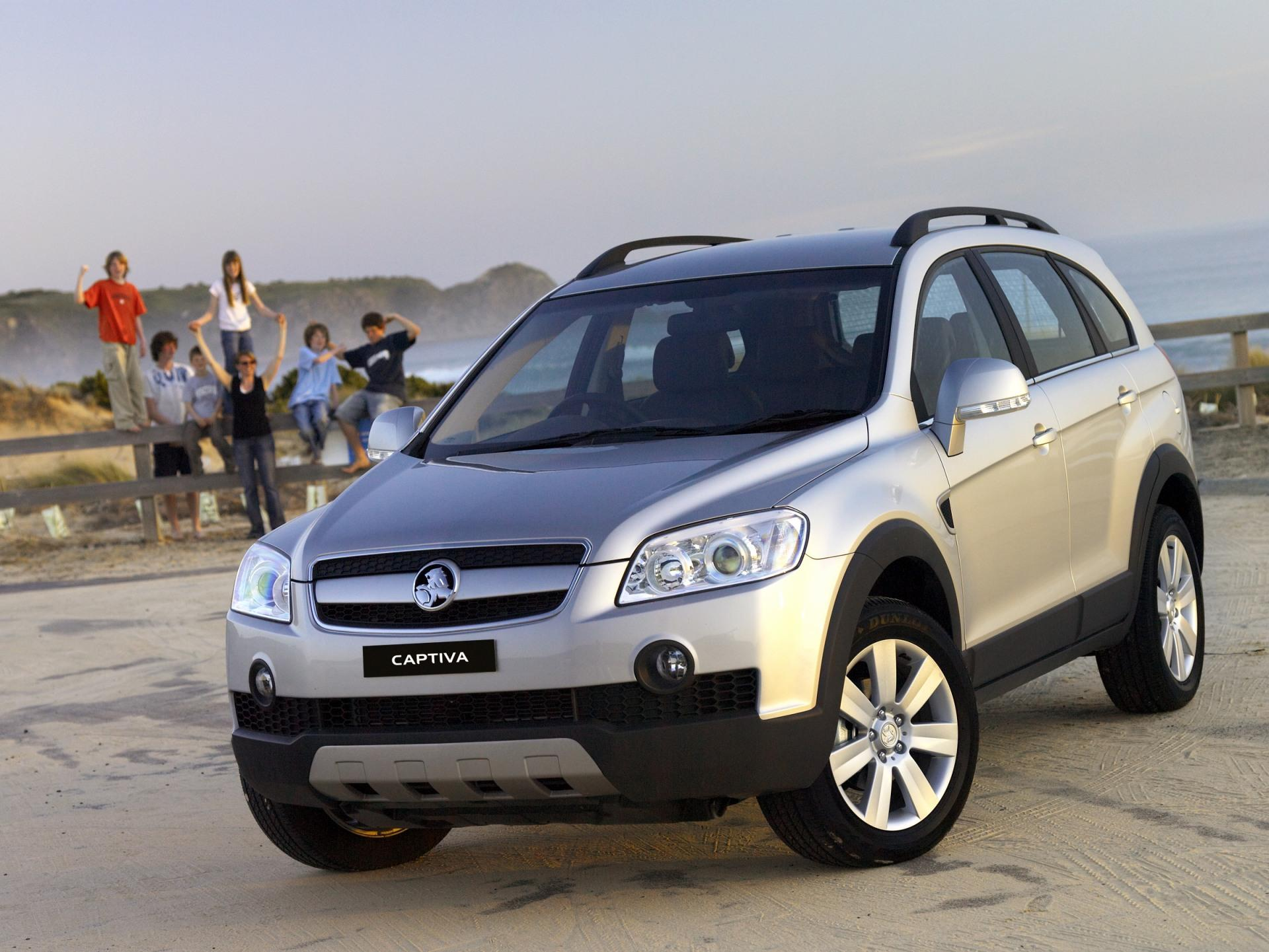 Holden captiva photo - 2