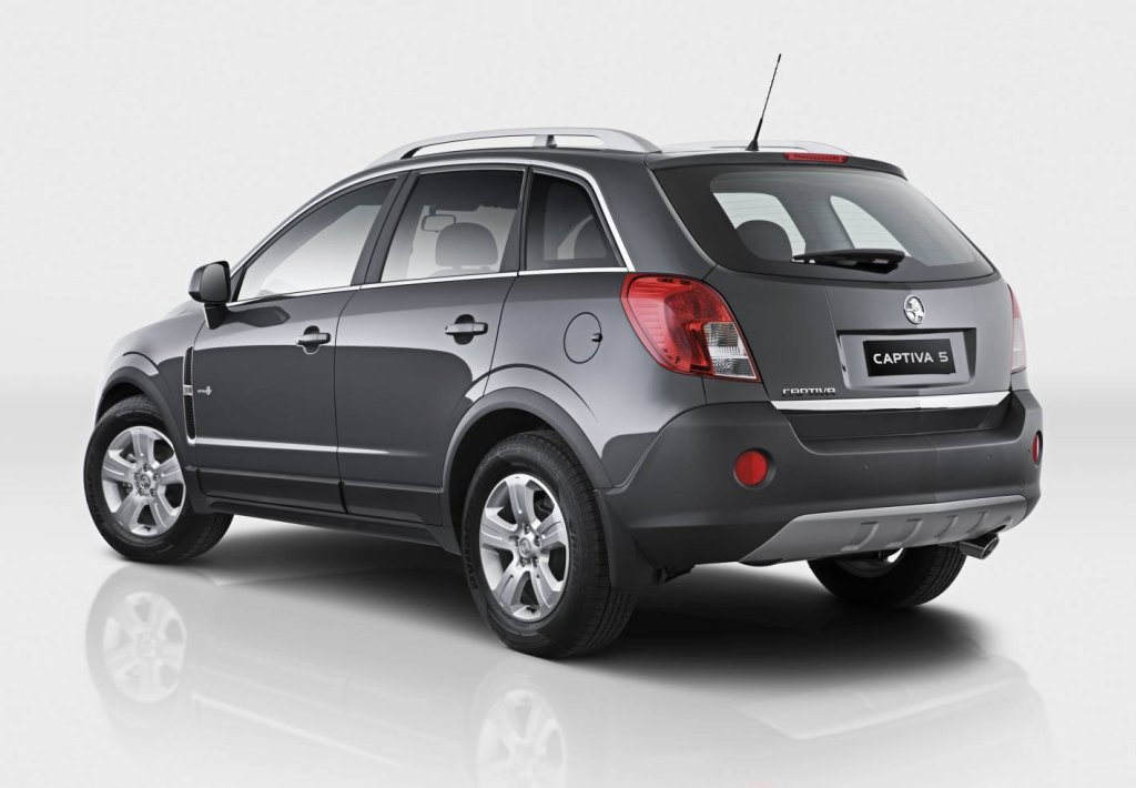 Holden captiva photo - 3
