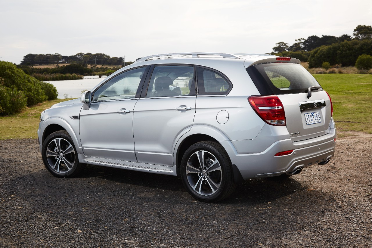 Holden captiva photo - 4