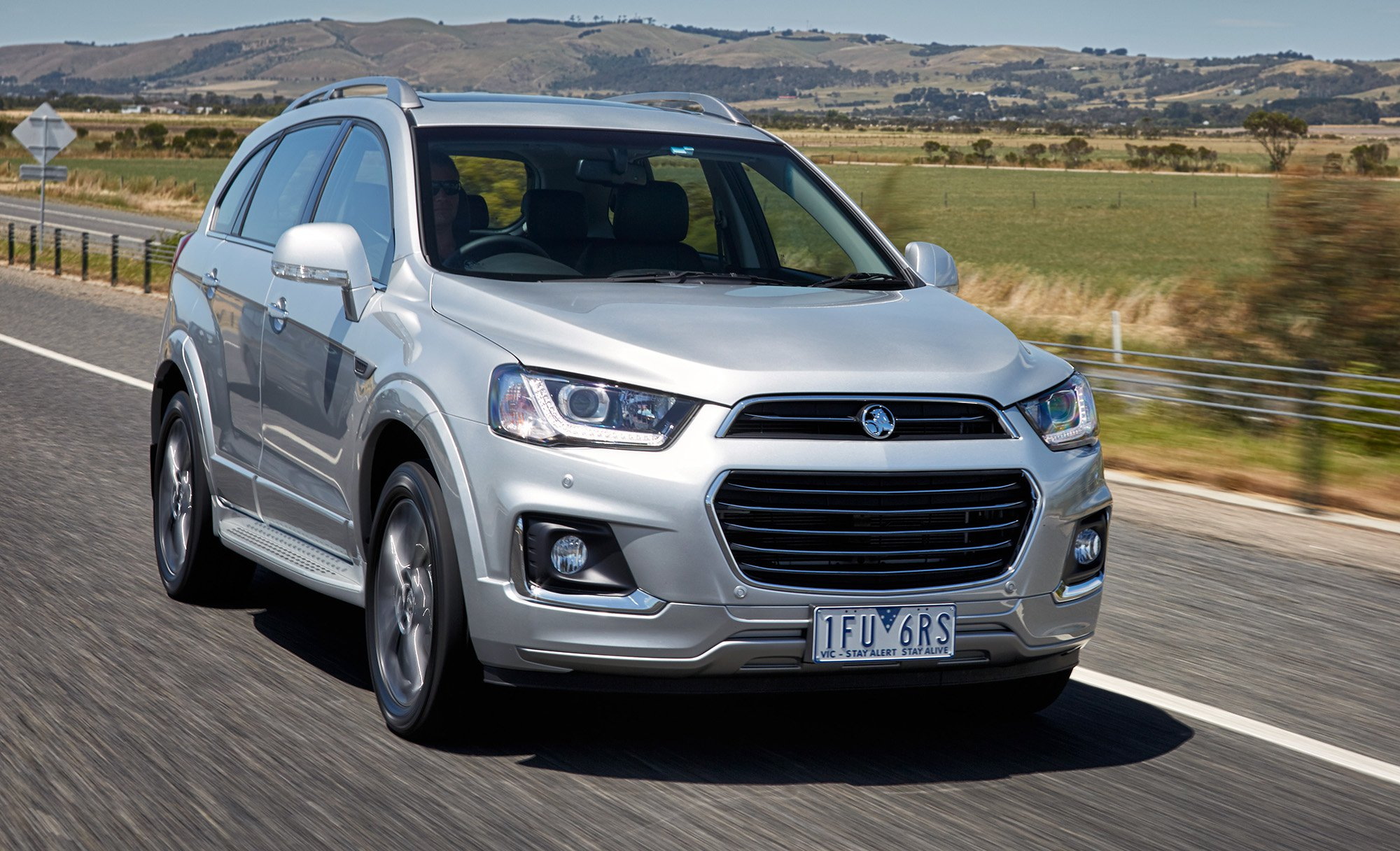 Holden captiva photo - 5