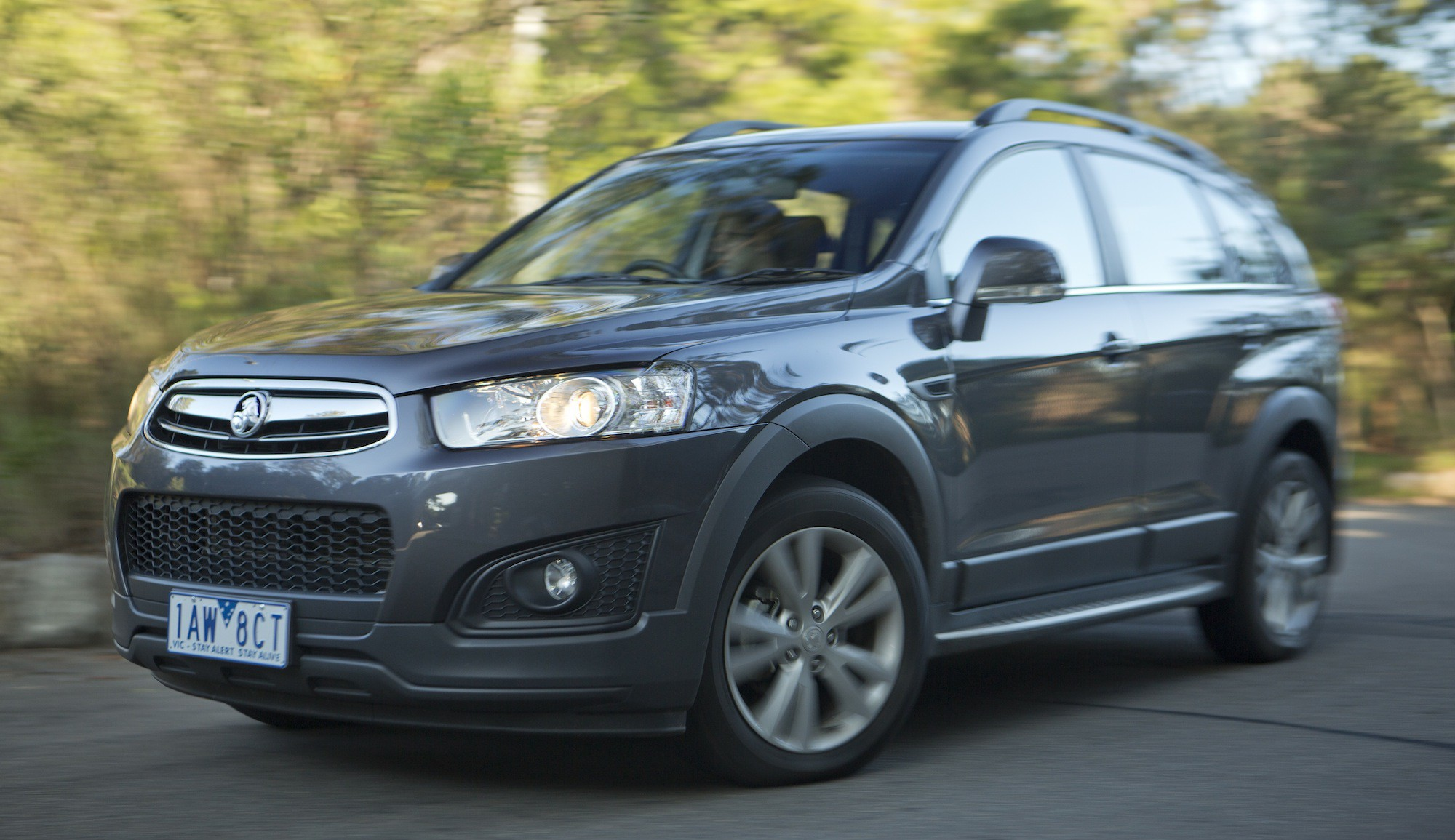 Holden captiva photo - 6