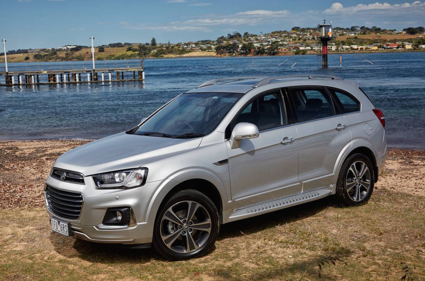 Holden captiva photo - 8