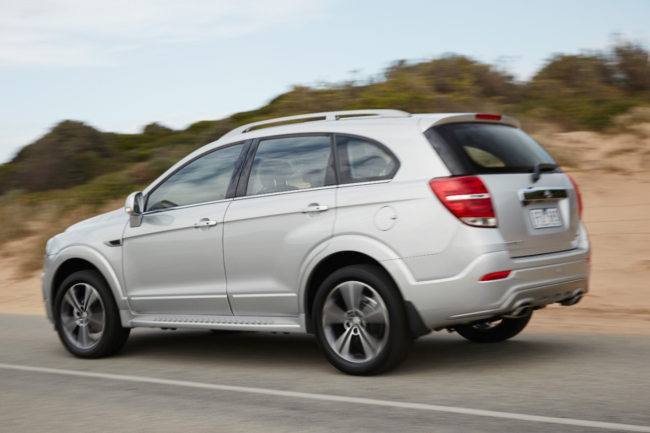 Holden captiva photo - 9