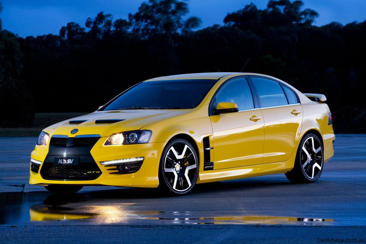 Holden hsv photo - 10
