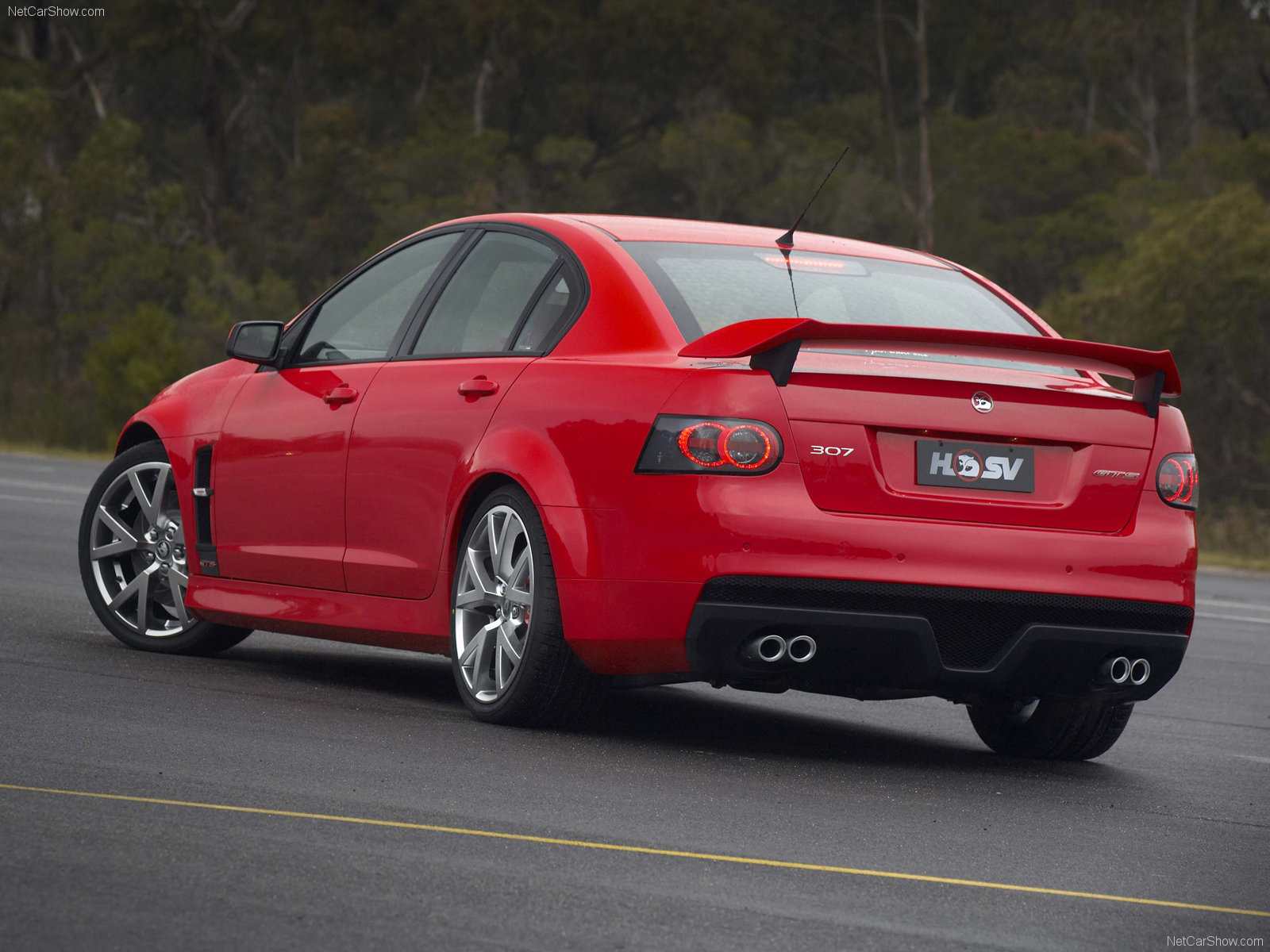 Holden hsv photo - 3
