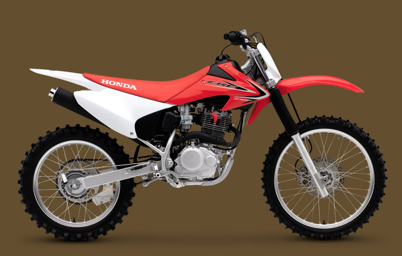 Honda crf230f photo - 1