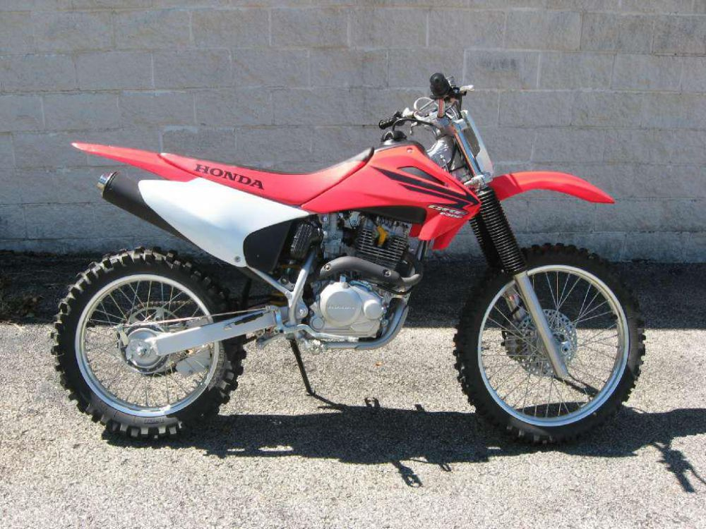 Honda crf230f photo - 10