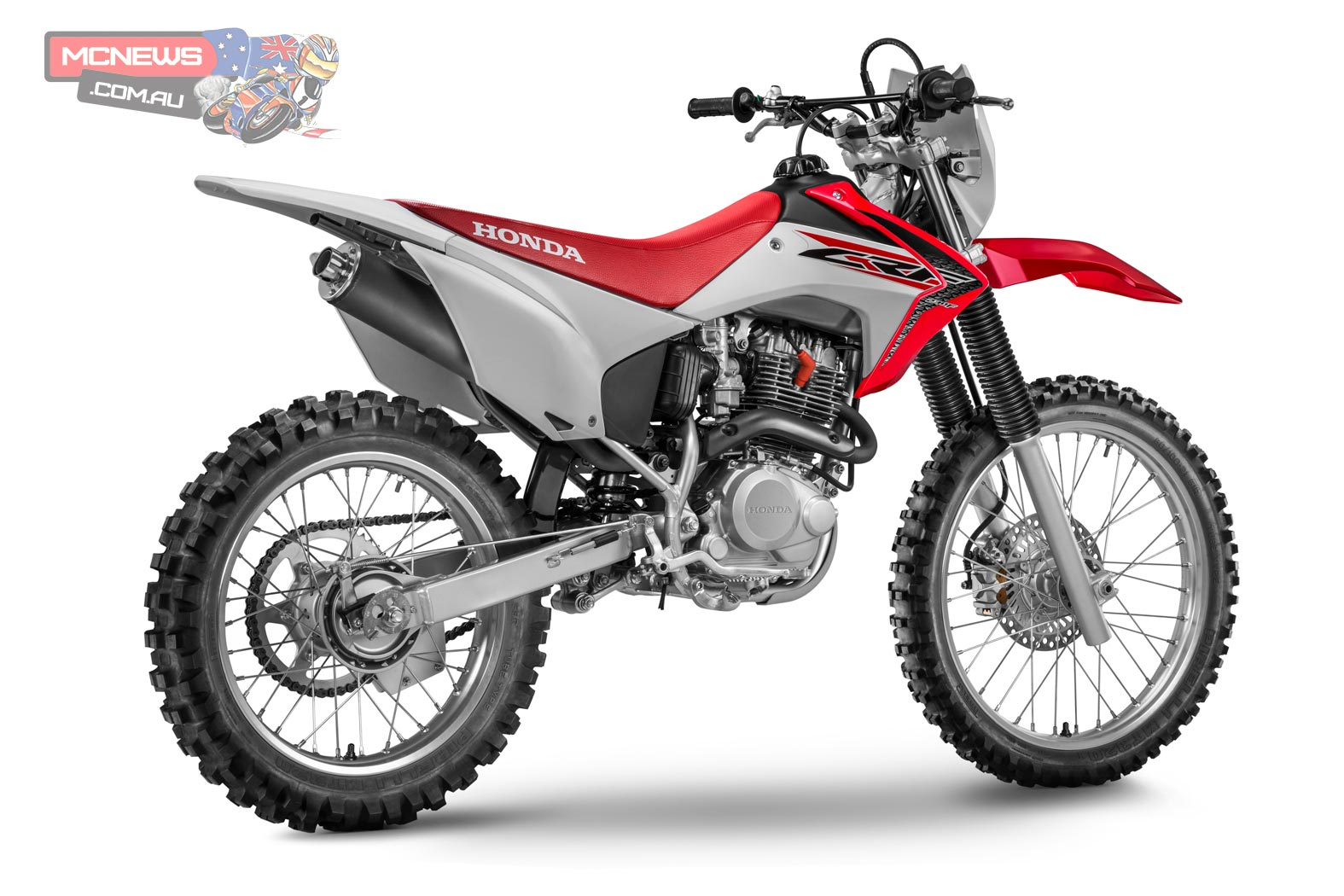 Honda crf230f photo - 2