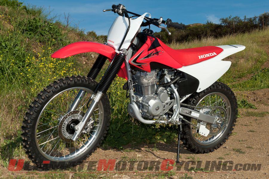 Honda crf230f photo - 6