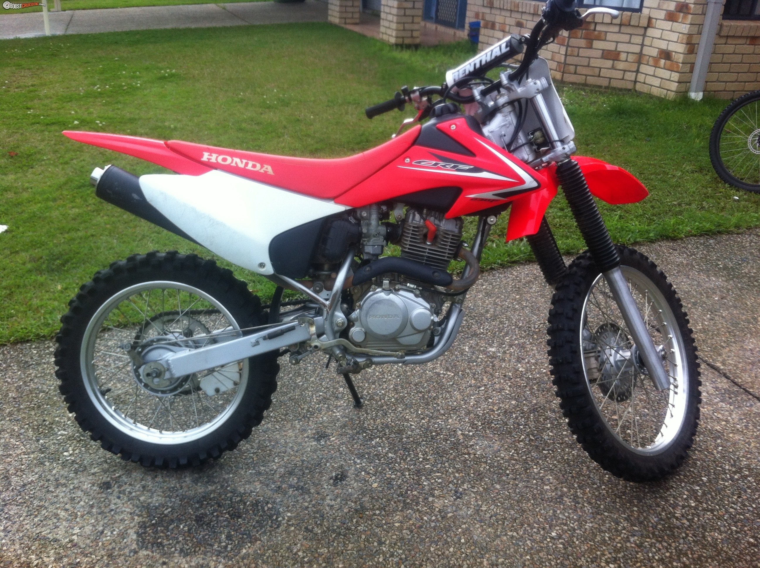 Honda crf230f photo - 7