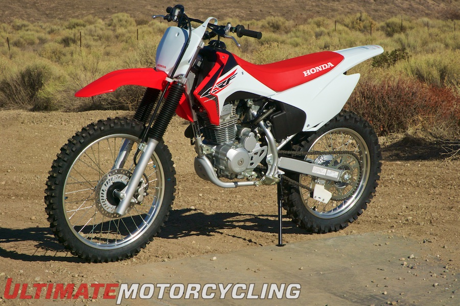 Honda crf230f photo - 8