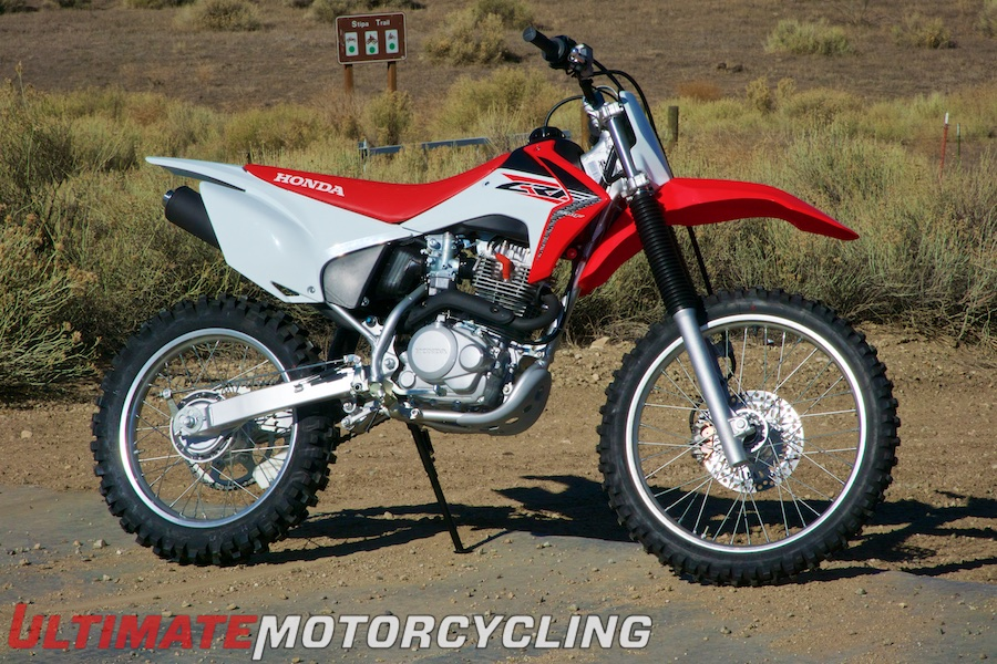 Honda crf230f photo - 9