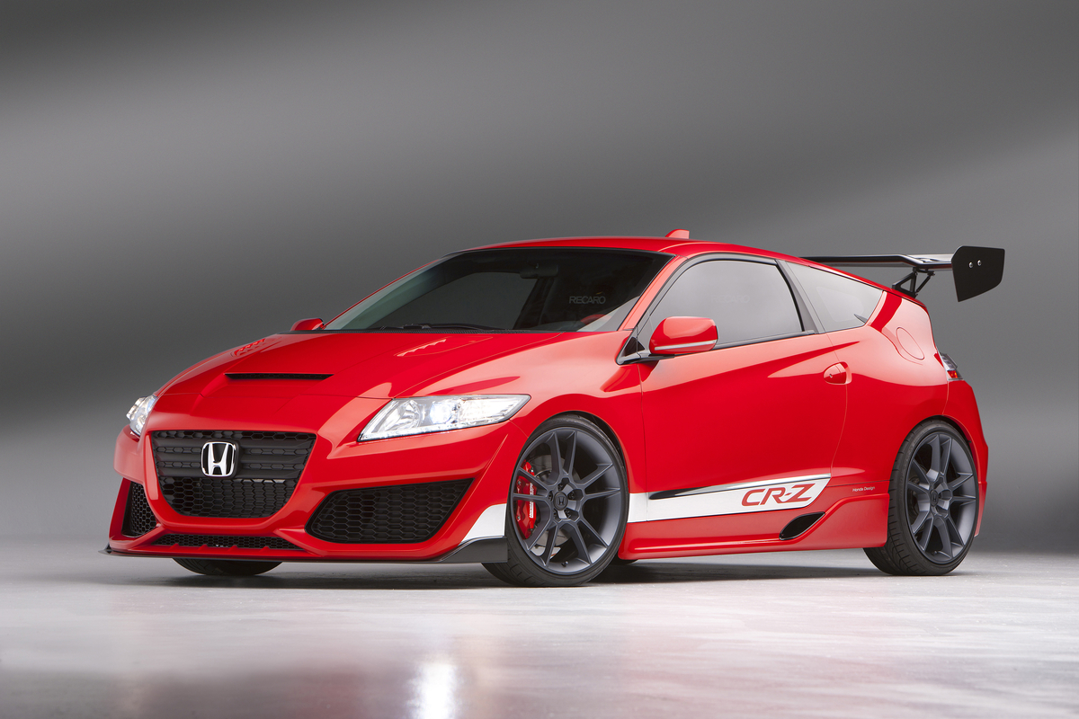 Honda crz photo - 2