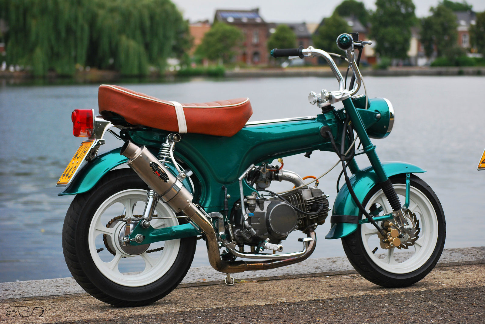 Honda Dax Photo And Video Review. Comments