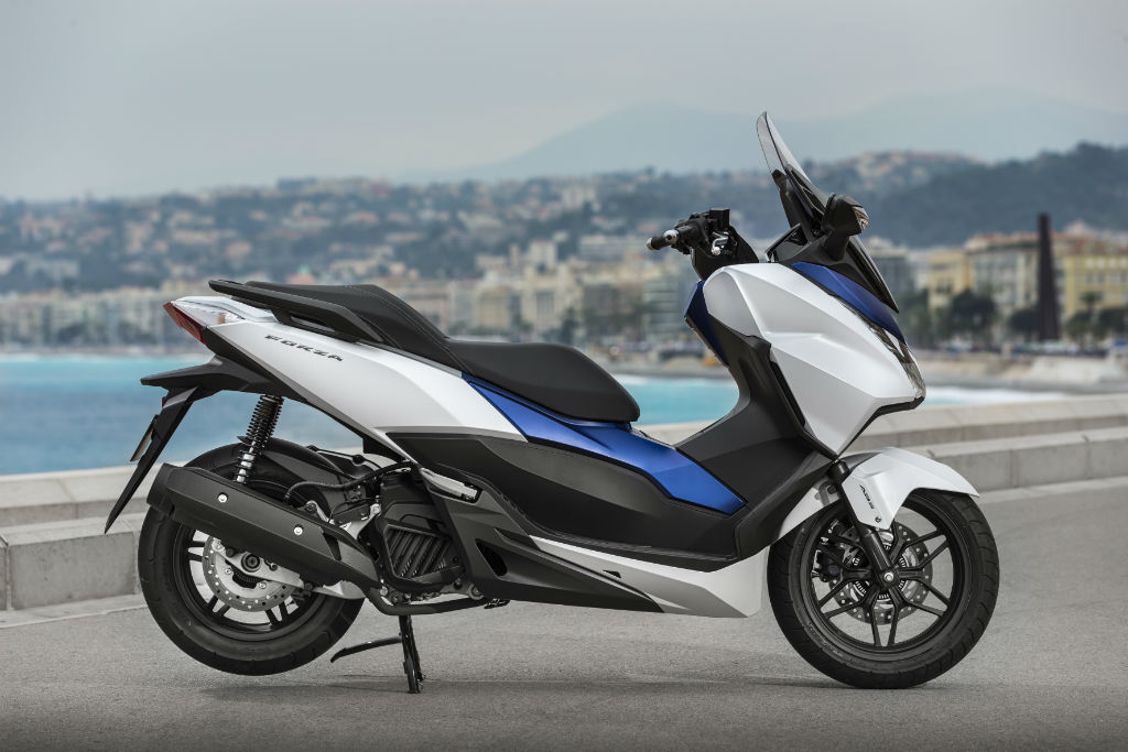 Honda forza Photo and Video Review  Comments
