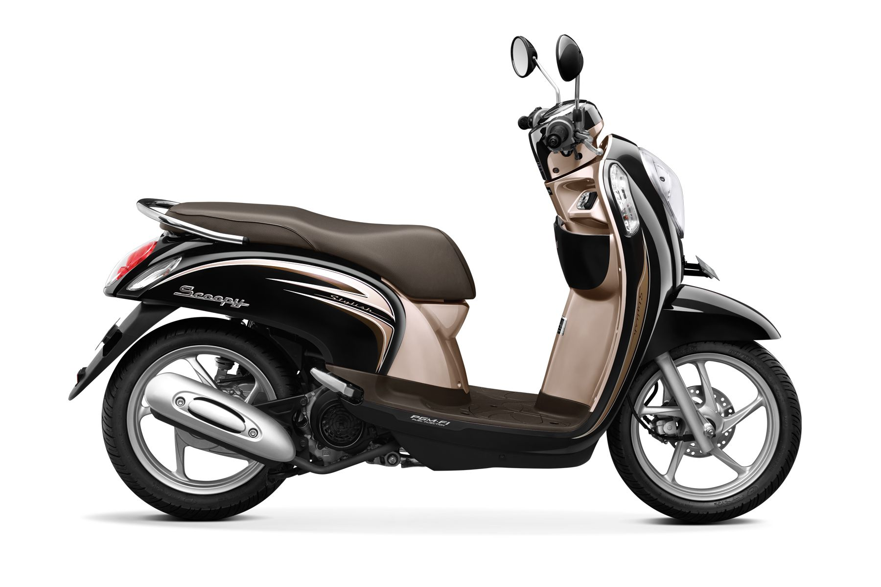 Honda Scoopy Photo And Video Review Comments