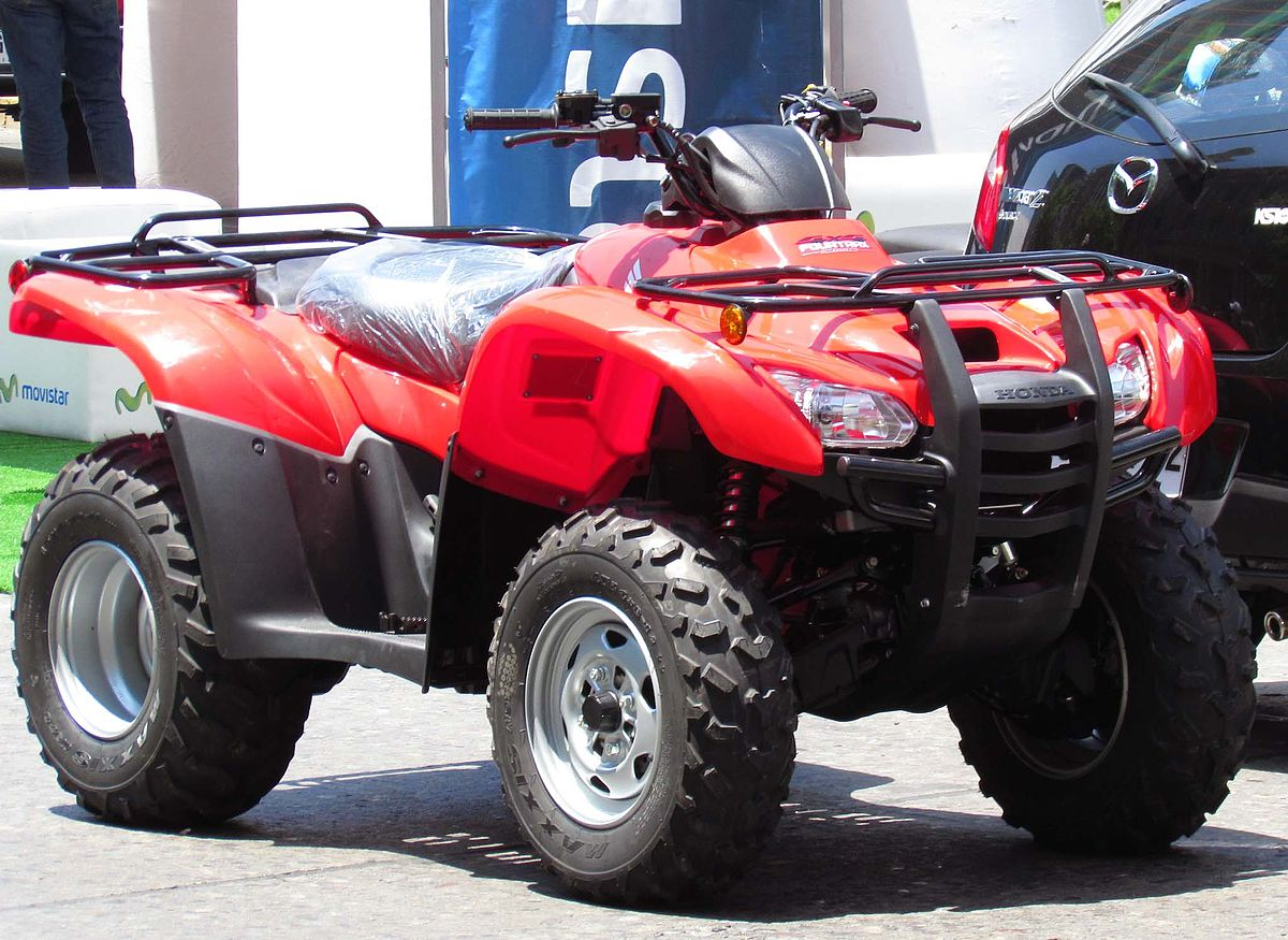 Honda trx photo - 7