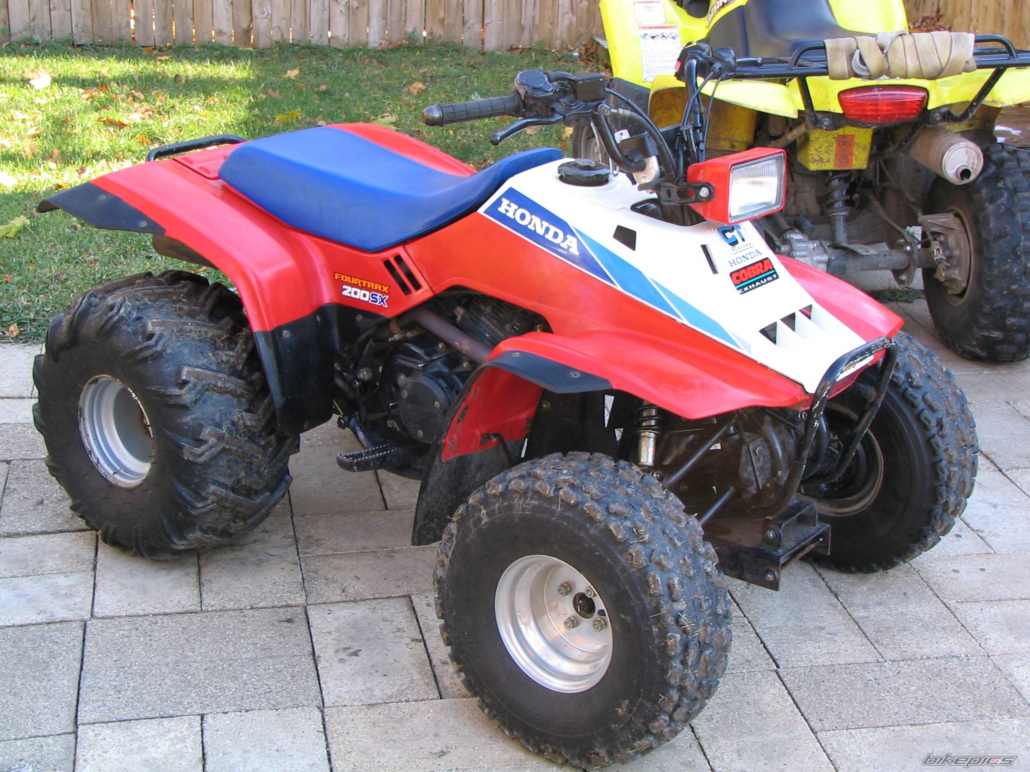 Honda trx photo - 9