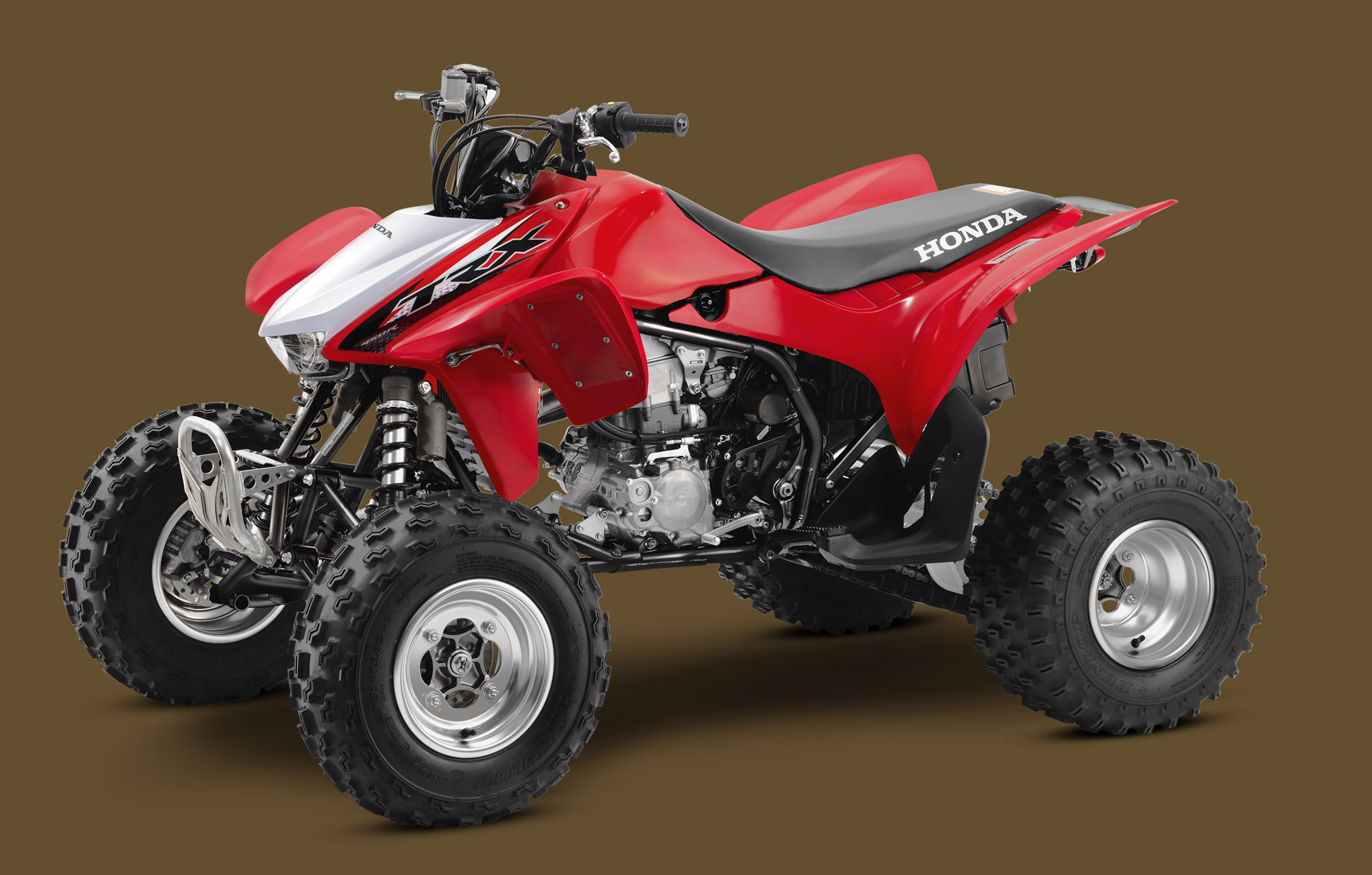 Honda trx450r photo - 6