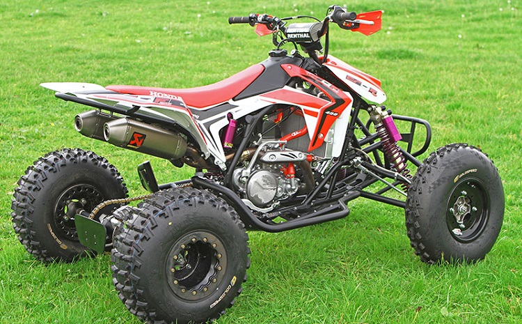 Honda trx450r photo - 7
