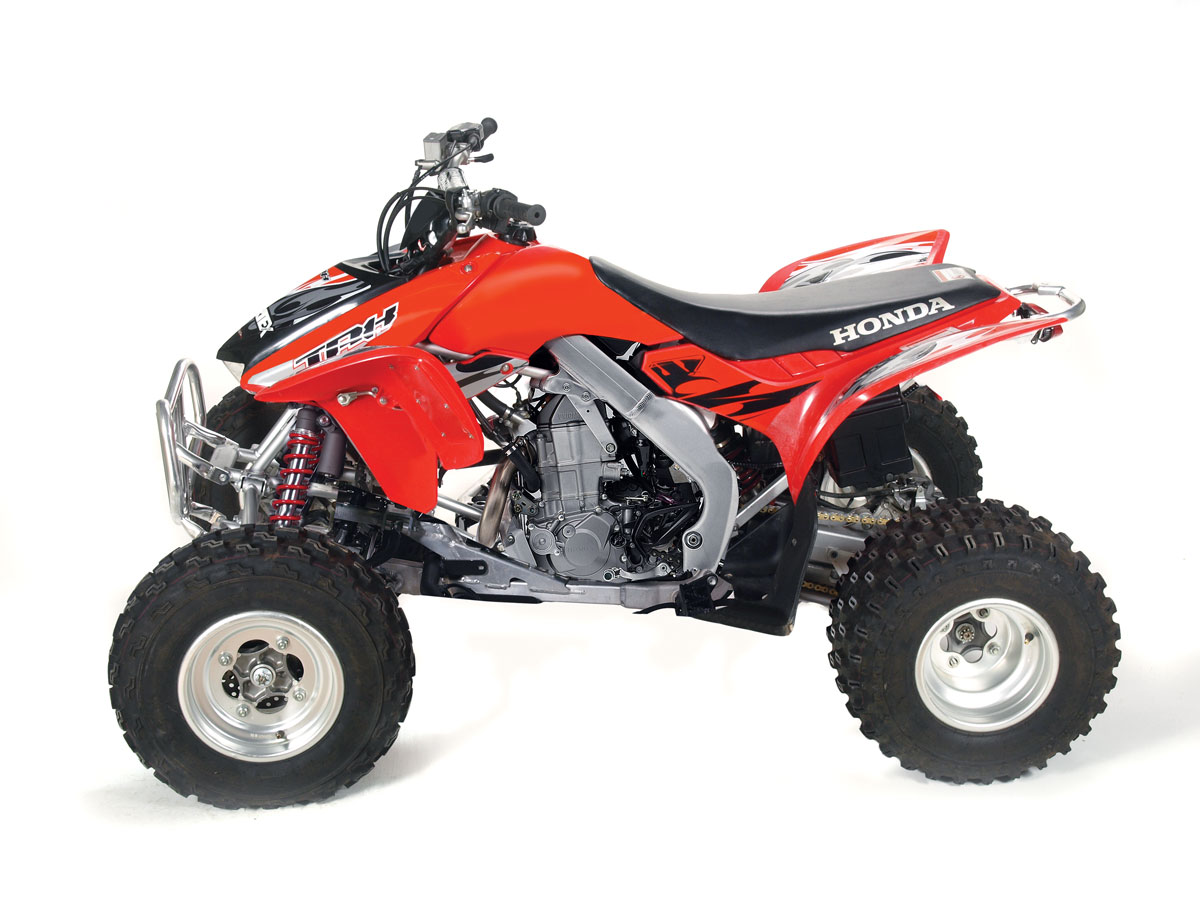 Honda trx450r photo - 9